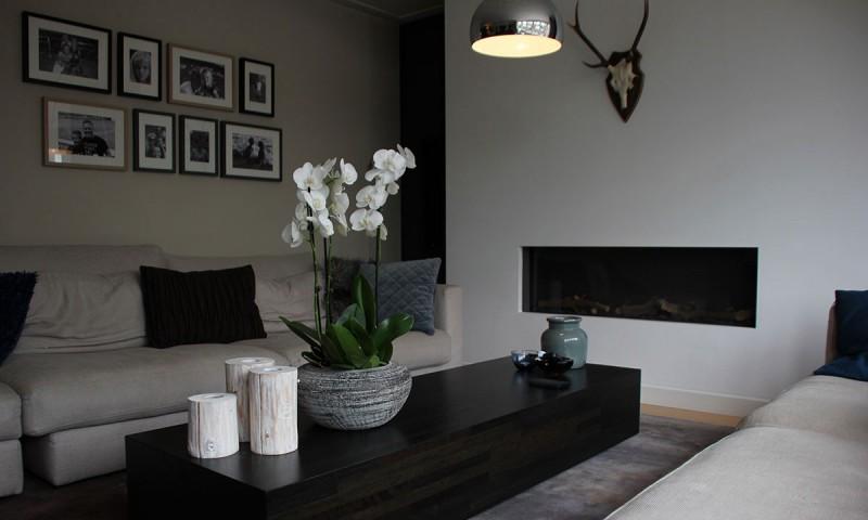 Restyling woonkamer Aalsmeer