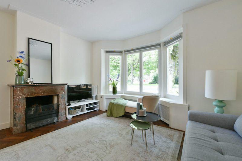 verkoopstyling woonkamer