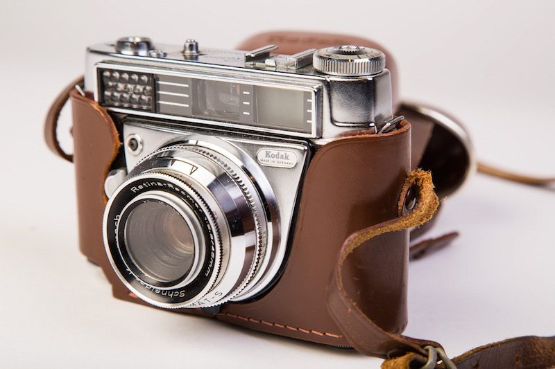 Vintage fototoestel Kodak