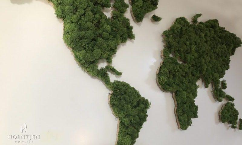 Een groene wereld begint bij je eigen wand