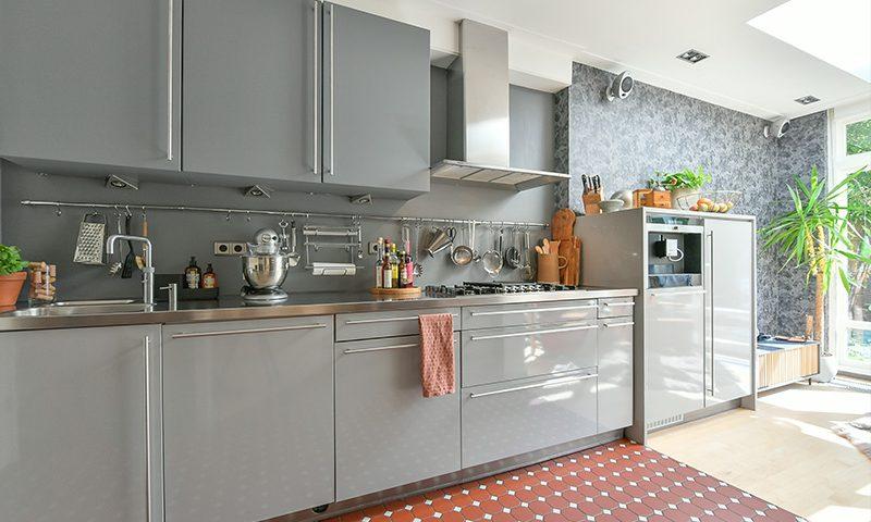 Restyling keuken Amsterdam